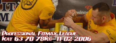 Professional Fitmax League