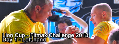 Lion Cup – Fitmax Challenge 2013