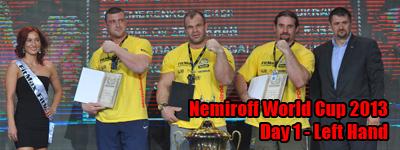 Nemiroff 2013 - left hand