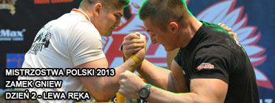 Mistrzostwa Polski 2013 - Gniew - Left Hand