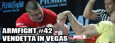 Armfight #42 - Vendetta in Vegas