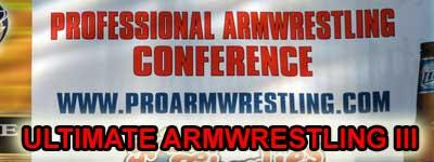 Ultimate Armwrestling III