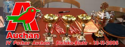 IV Puchar Auchan w Siłowaniu na Ręce