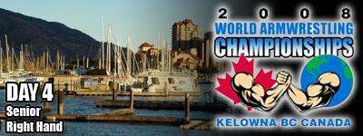 Worlds 2008 - Day 4