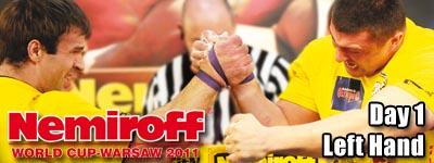 Nemiroff  2011 - Left Hand