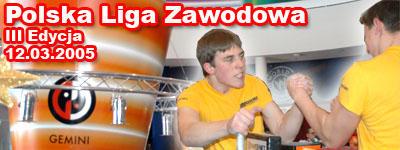 Polska Liga Zawodowa - III Edycja