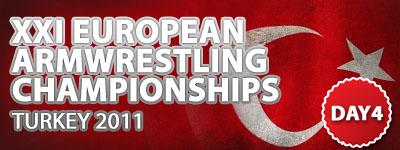 Europeans 2011 - Day 4