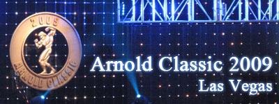 Arnold Classic 2009 - Las Vegas