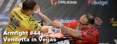 Armfight #44 - Las Vegas