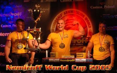 Nemiroff World Cup 2005