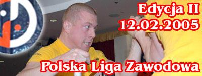 Polska Liga Zawodowa - Edycja II