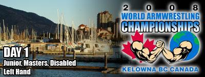 Worlds 2008 - Day 1